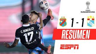¡CHALACA INOLVIDABLE Y AGÓNICA PARA LA CLASIFICACIÓN! | Arsenal 1-1 Sporting Cristal | RESUMEN