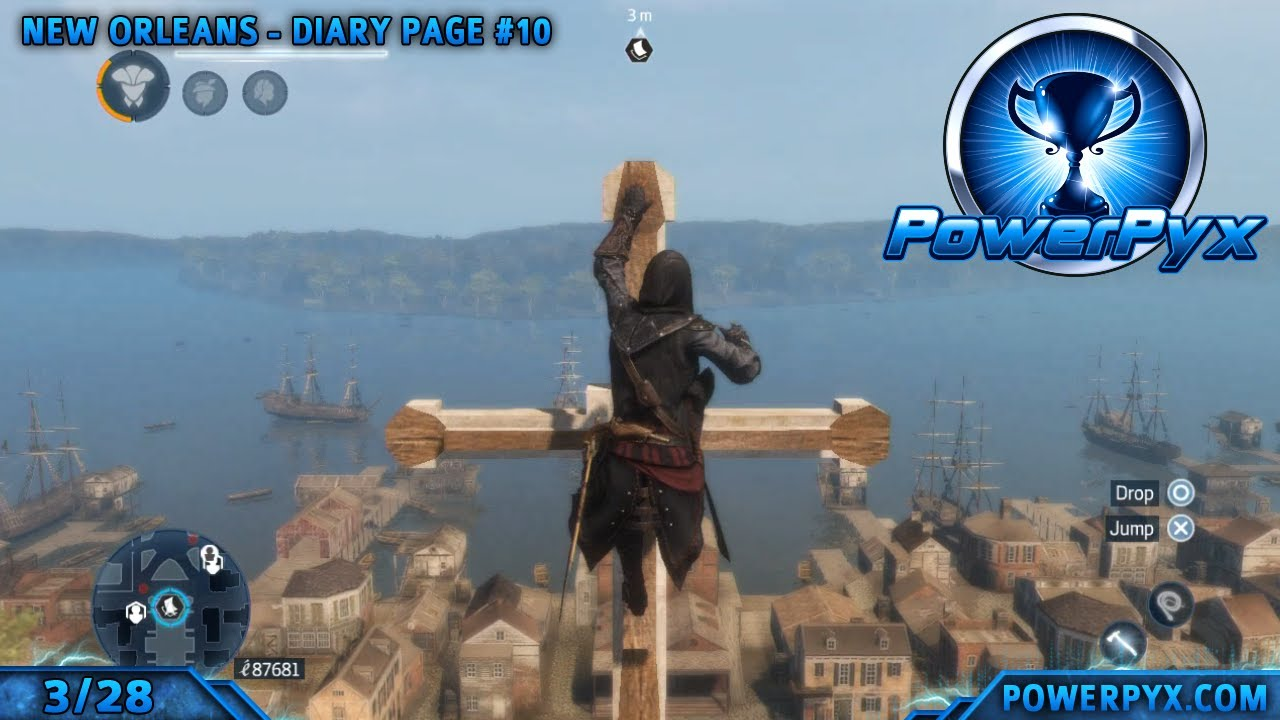 Assassin's Creed Liberation HD Achievement Guide & Road ...