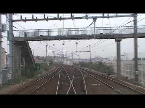 Voyage en cabine à bord du TER Lille - Calais