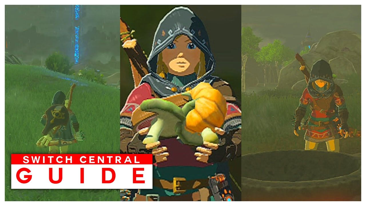 Finding Hunting Cooking Food Ultimate Guide The Legend Of Zelda