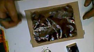 Bleach & Ink Parchment Tutorial - Jennings644
