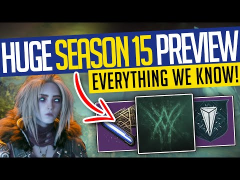 Download Destiny 2   HUGE SEASON 15 PREVIEW! Season of the Lost & What We Know!