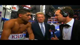 Boxing | Amir Khan vs. Breidis Prescott - Part 2