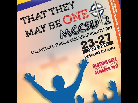 Live Streaming for the Send-Forth Mass of Malaysian Catholic Campus Students' Day 2017 (MCCSD2)