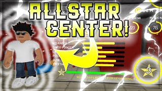 ALLSTAR CENTER | RIM REVIEW! | RB WORLD 2 | ROBLOX
