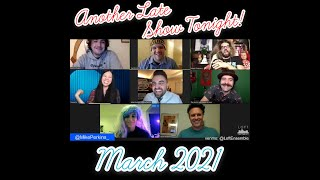 03/2021 - Another Late Show Tonight! with Mike Perkins - Full Episode