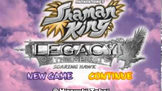 Lincensed RPGs 1: Shaman King Legacy of the Spirits Soaring Hawk/Sprinting Wolf