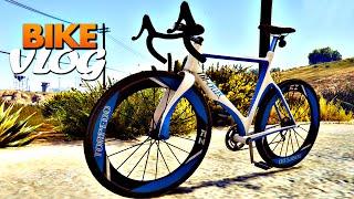 GTA V: Bike Vlog - Role de Bike na City