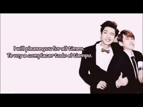 Love Song - BaekHyun y ChanYeol [EXO] (Sub español + lyrics)