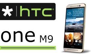 Мобильный телефон HTC One M9 32Gb Gold – обзор модели