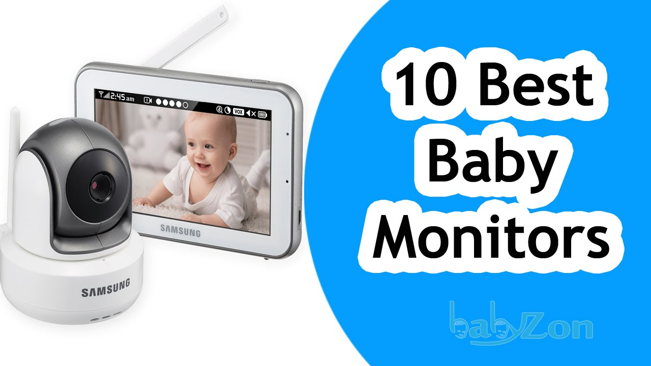 the best baby monitors 2016 top 10 popular video monitor reviews youtube. Black Bedroom Furniture Sets. Home Design Ideas