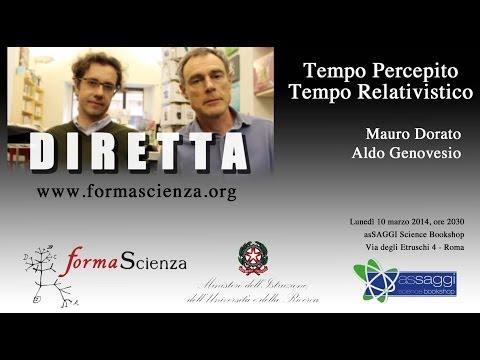 Caffè Scienza - Il tempo percepito e il tempo relativistico - DIRETTA WEB