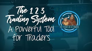 The 123 Trading Strategy Explained | 123 pattern | The Diary of a Trader