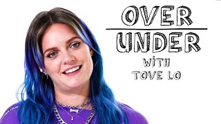 Tove Lo Rates Goat Yoga, Midsommar and IKEA
