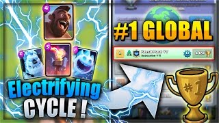 #1 IN THE WORLD USING HOG CYCLE! The BEST Hog Deck?!