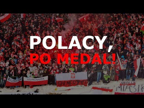 Polacy, po medal!   Pjongczang 2018   ► HD