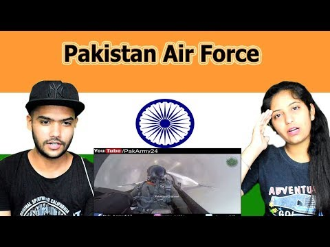 Indian reaction on Pakistan Air Force Song | Tum Hi Sa Aye Mujahido | Swaggy d