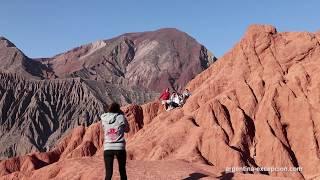 Cerro de los Siete Colores, Jujuy, Argentine