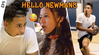 """He's Getting Ready For OVERSEAS!"" Julian Newman Does NBA Workout & BATTLES Bunchie! JEALOUS JADEN?"