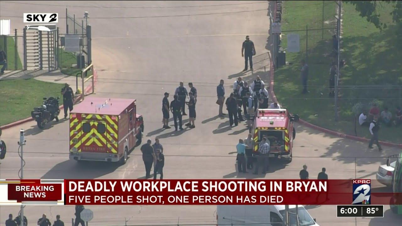 Confirmed: 1 dead, multiple injured in Bryan business shooting ...