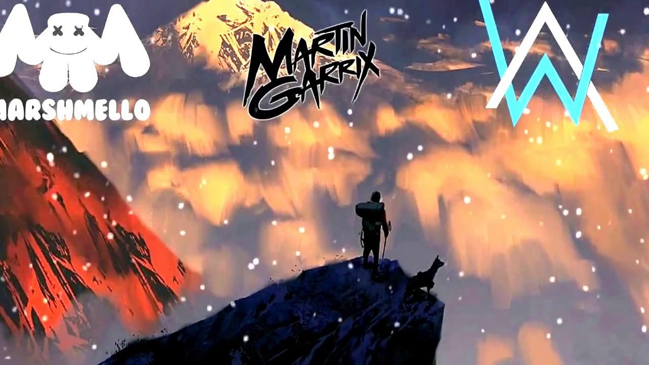 remix (marsmello,martin garrix,alan walker) ''new song