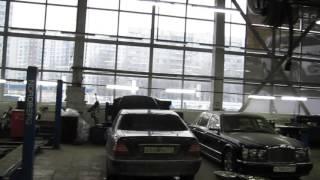 Аренда   автосервиса в Москве.  ( кузовной и слесарный цех )