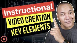 Instructional Video Creation: 4 Key Elements