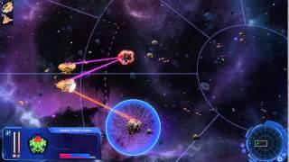 StarDrive 2 Battle vs Remnant master fleet