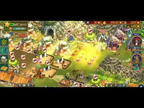 The Tribez Gameplay Lvl 48