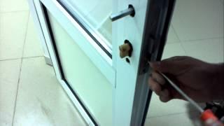 видео Как вытащить сломанный ключ из замка или взломать механизм?