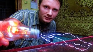 Как сделать генератор высокого напряжения за 15 минут.
