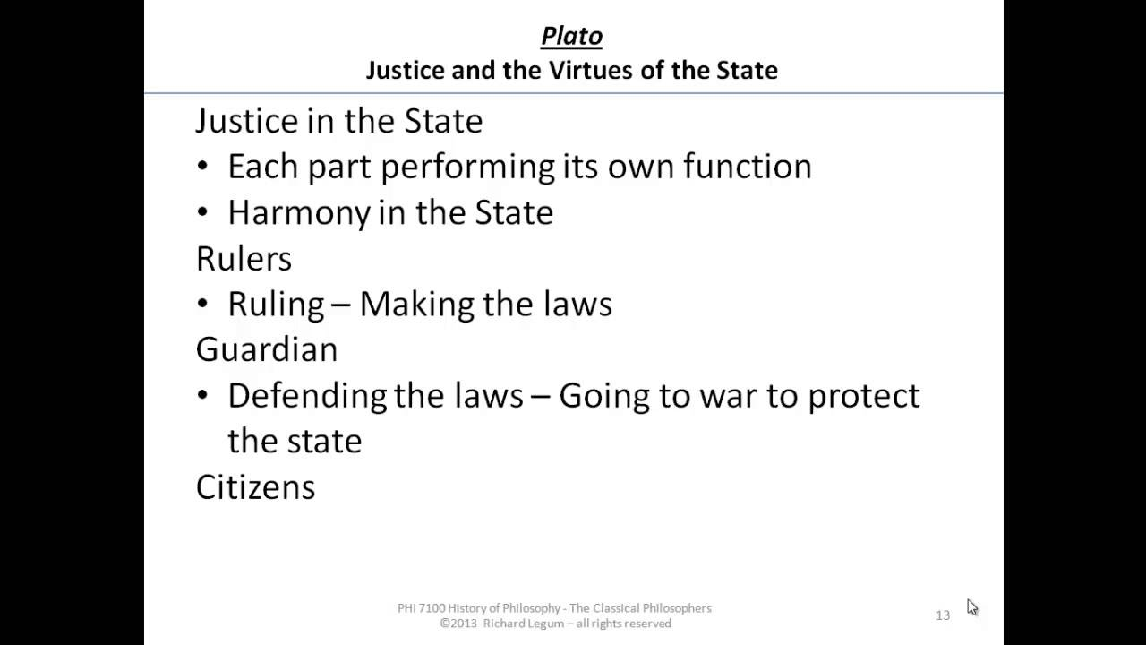 plato republic summary pdf