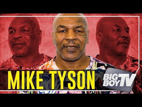 Mike Tyson on His Comedy Show, Mental Health, Tupac & A Lot More!