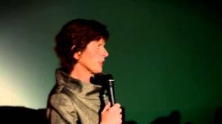 Terrorism at St. Andrews: Principal Dr. Louise Richardson at TEDxUniversityofStAndrews 2013