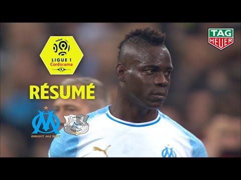 Olympique de Marseille - Amiens SC ( 2-0 ) - Résumé - (OM - ASC) / 2018-19