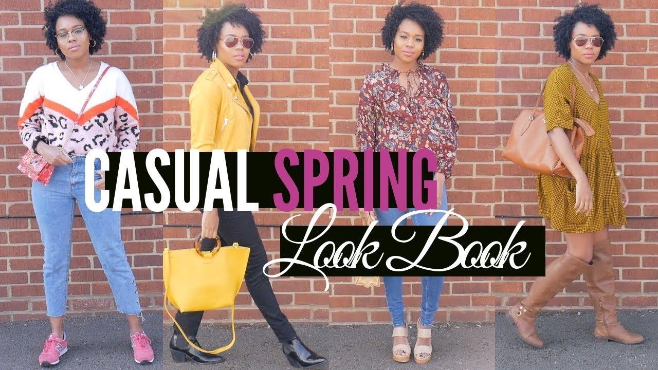 Cute Casual Spring Outfit Ideas 2019 | Queenteshna