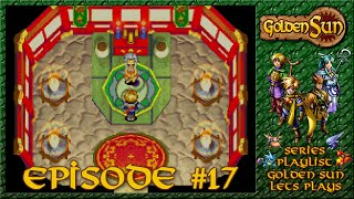 Golden Sun - McCoys Reward, Fuchin Temple - Episode 17