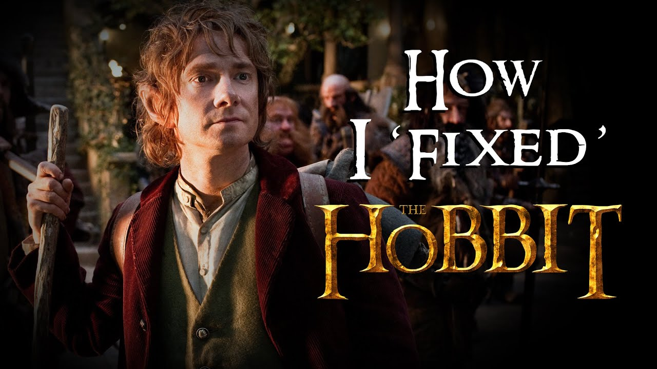 Download How I 'Fixed' The Hobbit