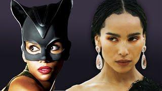 новости DC (ДС) :  Зои Кравиц утверждена на роль Женщины кошки в новом Бэтмене