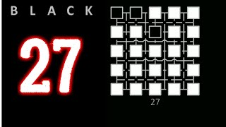 Black Level 27 Solution Hints (Bart