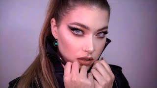 EXTREME CAT EYE MAKEUP TUTORIAL | Aphrodite's