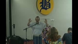 Culto de Doutrina - Pr. Abimael Prado - 29.11.2018