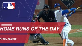 Home Runs of the Day on April 17, 2018