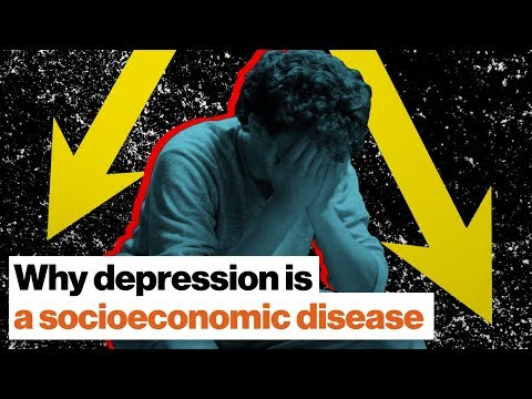 Depression and anxiety: How inequality is driving the mental health crisis | Johann Hari
