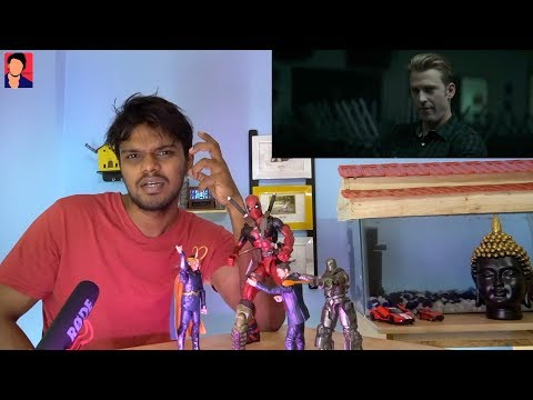 Avengers End game trailer break off By ARUNODHAYAN