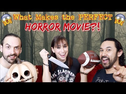 What Makes the PERFECT HORROR Movie?!