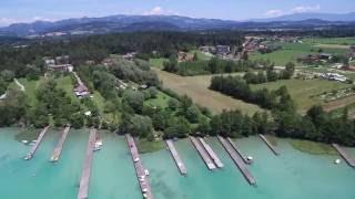Fotoflug Inspire One 05.07.2016 (über den Klopeiner See) #7