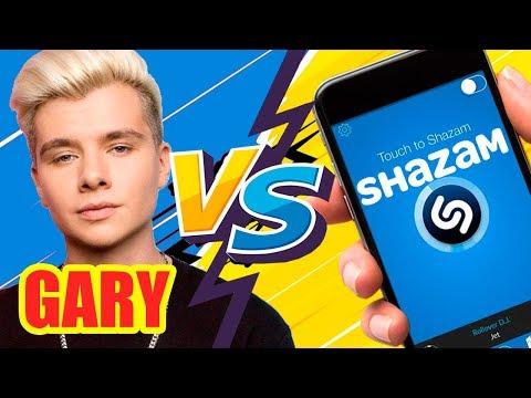 GARY против Shazam | Шоу Пошазамим
