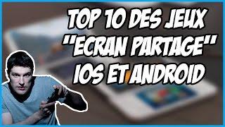 Top 10 des meilleurs jeux multijoueurs local (écran partagé) pour iOS et Android