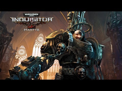 Warhammer 40.000: Inquisitor – стрим игры
